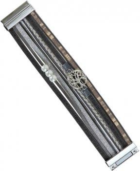 Браслет Traum 4220-11 Серый (4820004220114)