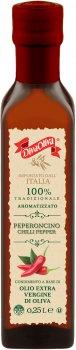 Оливковое масло Diva Oliva Extra Vergine с перцем Чили 250 мл (5060235658624)