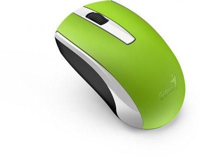 Миша Genius ECO-8100 Wireless Green (31030010408)