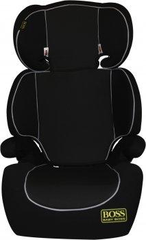 Автокрісло Happy Baby Baby Boss NE-EB-15 9-36 кг Black-grey (km9650)