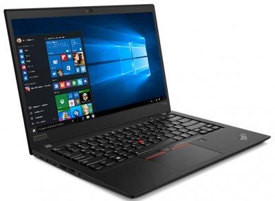 Ноутбук Lenovo ThinkPad T495s (20QJ000JRT) Black