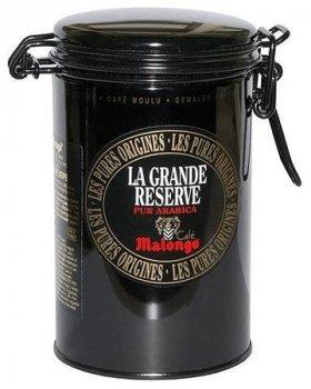 Кофе Malongo Grande Reserve молотый ж/б 250 г