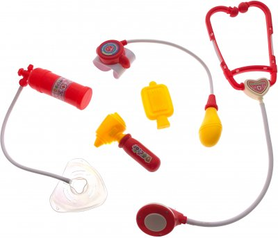 Игровой набор UFT Юный Доктор 36 предметов Y7 Toy Doctor (UFTY7)