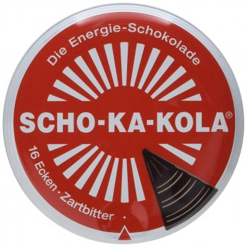 Энергетический шоколад Scho-Ka-Kola 100г (40500)