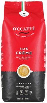 Кофе в зернах O'CCaffe Cafe Creme 1 кг (8013663001118)