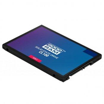 """Накопичувач SSD 2.5"""" 120GB GOODRAM (SSDPR-CL100-120-G2)"""