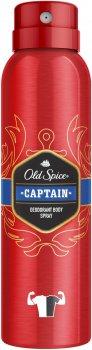 Дезодорант-спрей для мужчин Old Spice Captain 150 мл (8001090962836)