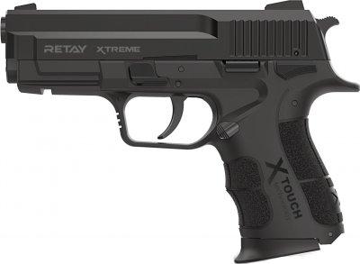 Пістолет стартовий Retay XTreme 9 мм Чорний (11950607)
