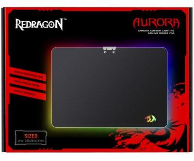 Ігрова поверхня Redragon Aurora RGB Speed (75086)