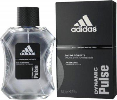 Туалетная вода для мужчин Adidas Dynamic Pulse 100 мл (3412242310071/3607345397344)