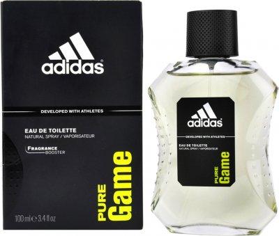 Туалетная вода для мужчин Adidas Pure Game 100 мл (3607345397542/3607345216805)