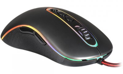 Мышь Redragon Phoenix 2 USB Black (75097)