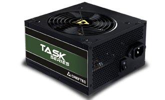 Блок Живлення Chieftec TPS-700S, ATX 2.3, APFC, 12cm fan, Bronze, RTL