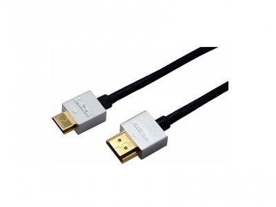 Шнур Ultra HDMI-mini HDMI Slim Ver 1,4 1 м