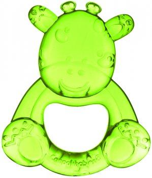 Іграшка-прорізувач з водою Canpol Babies Жирафчик (56/147 Зелений) (5903407561479)