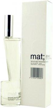 Парфумована вода для жінок Masaki Matsushima Mat 80 мл (3419020200807)