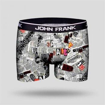 Трусы John Frank JFBD221-NEWS