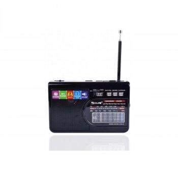 Потужний портативний багаточастотний Радіоприймач RX-1314.