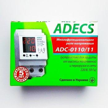 Реле напряжения ADECS ADC-0110-40 (VIT0088)