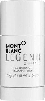 Дезодорант-стик для мужчин Montblanc Legend Spirit 75 г (3386460074872)