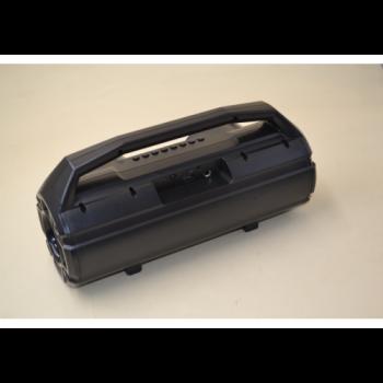 Портативная стерео bluetooth колонка Kimiso KM-S1 Чёрный (F00937423)
