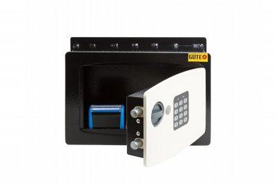 Вбудований сейф у стіну GUTE BS-20 Чорний (070222)