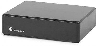 Фонокоректор Pro-Ject Phono Box E MM/MC Black (9120050436350)