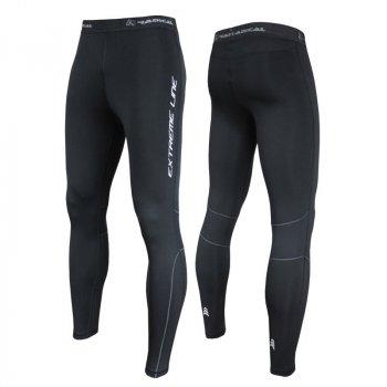 Мужские компрессионные штаны-тайтсы (M8090) Radical Черный