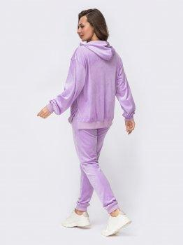 Спортивный костюм Dressa 52946 Фиолетовый