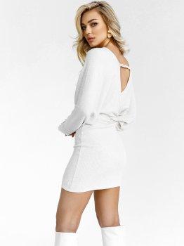 Плаття Dressa 53001 Молочне