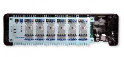 Центр комутації SALUS KL06-24V для системи опалення водяними теплими підлогами