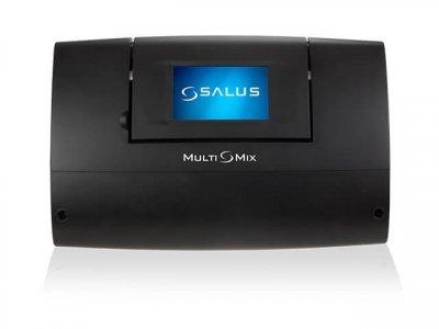Погодозалежний регулятор SALUS Multi-Mix для систем інтегрованого опалення