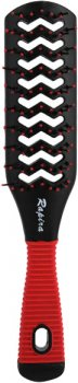 Щетка для волос Rapira двусторонняя продувная красная С0246 (8802522724608)