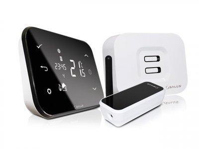 Інтернет-програмований термостат SALUS iT500