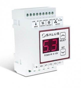 Модуль регулятора SALUS FC600-M 0-10V для факойлов і климаконвекторов