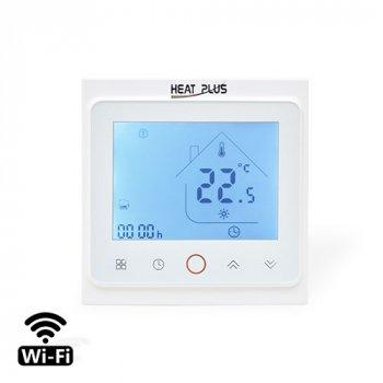 Терморегулятор Heat Plus BHT-002 Wi-Fi White
