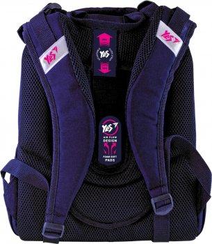 Рюкзак шкільний каркасний YES H-28 жіночий 0.9 кг 30x37x19 см 20.5 л Cats (558040)