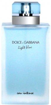 Парфюмированная вода для женщин Dolce&Gabbana Light Blue Eau Intense 50 мл (3423473032809)