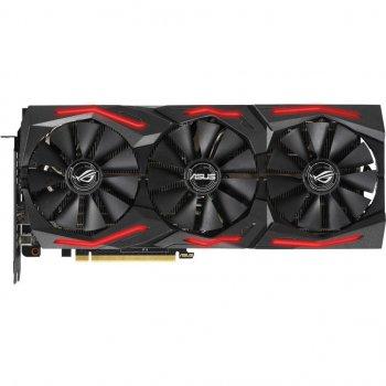 Відеокарта ASUS GeForce RTX2060 SUPER 8192Mb ROG STRIX EVO GAMING (ROG-STRIX-RTX2060S-8G-EVO-GAMING)