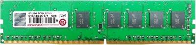 Transcend DIMM 4GB DDR4 2133MHz (TS512MLH64V1H)