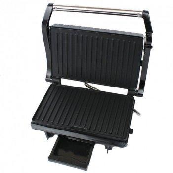 Багатофункціональний гриль сэндвичница Grant GT 783 з регулюванням температури і відсіком для жиру 1500 Вт Original (2873FK)