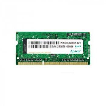 Модуль пам'яті для ноутбука SoDIMM DDR3 2GB 1600 MHz Apacer (AS02GFA60CAQBGC)