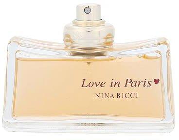 Тестер Парфюмированная вода для женщин Nina Ricci Love in Paris 50 мл (3137370307228)