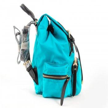 Сумка-рюкзак Yes Weekend 2 Бірюзовий