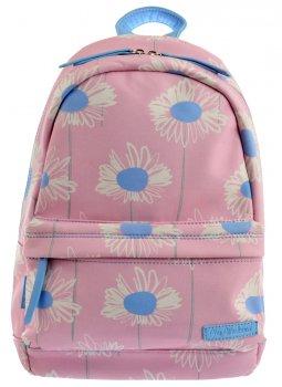 Рюкзак жіночий Yes Weekend YW-41 Morning Field 39 x 24 x 11 см Рожевий