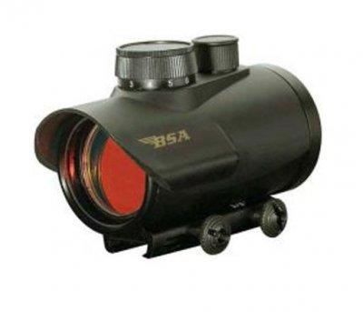 Приціл коліматорний BSA-Optics Red Dot RD42 5 MOA. Weaver/Picatinny (2192.02.08)