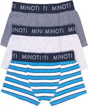 Трусы-шорты Minoti 5B Brief 4 17488-17489 Серые