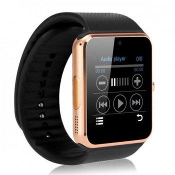 Смарт-годинник Smart Watch GT-08 New Gold