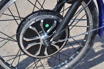 Електровелосипед SkyBike 3-CYCL (350W-36V) синій