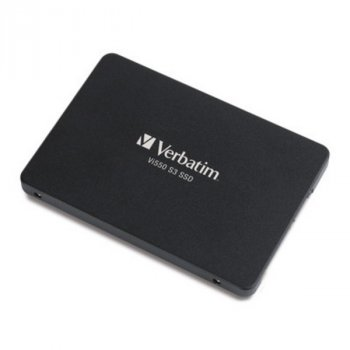 SSD 2,5 256GB Verbatim Vi550 Phison 3D TLC 560/460MB/s (49351)